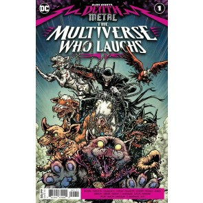 Dark Nights: Death Metal The Multiverse Who Laughs (2021) #1 VF/NM Chris Burnham
