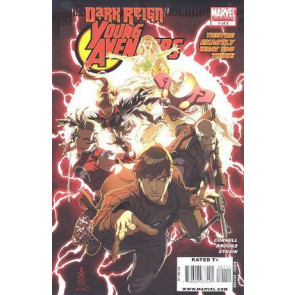 DARK REIGN YOUNG AVENGERS #1  VF TO VF+
