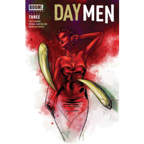 DAY MEN (2014) #3 VF/NM BOOM! BRIAN STELFREEZE