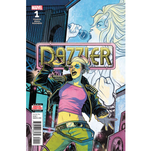 Dazzler (2018) #1 VF/NM