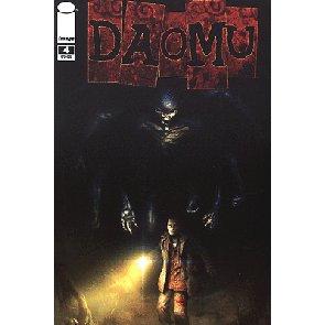 DAOMU #4 NM 1ST PRINT HORROR IMAGE COMICS