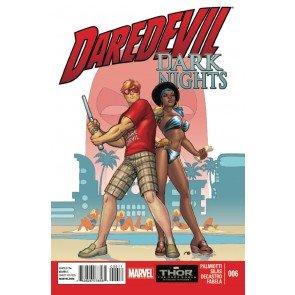 Daredevil: Dark Nights (2013) #6 of 8 VF/NM David Lapham
