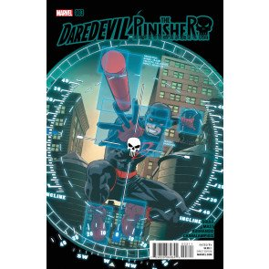 Daredevil/Punisher (2016) #3 VF/NM