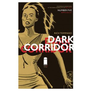 DARK CORRIDOR (2015) #5 VF/NM IMAGE COMICS