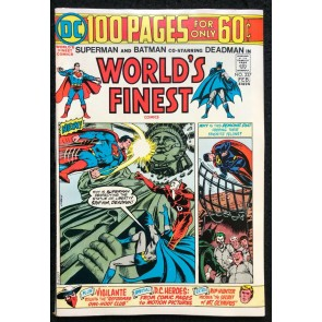 DC 100 Page Super Spectacular (1975) #101 World's Finest #227 VF- (7.5) DC-101