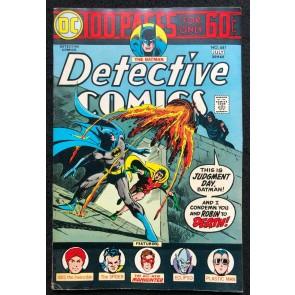 DC 100 Page Super Spectacular #54 Detective Comics #441 1st Harvey Bullock DC-54