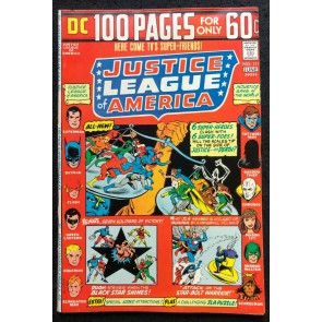 DC 100 Page Super Spectacular 1974 #42 Justice League of America #111 VF+ DC-42