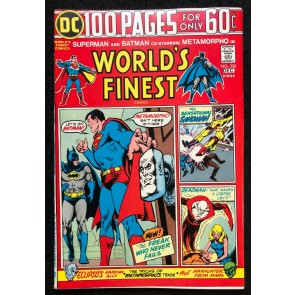 DC 100 Page Super Spectacular (1974) #87 World's Finest #226 VF (8.0) DC-87