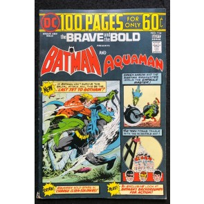 DC 100 Page Super Spectacular (1974) #65 Brave and the Bold #114 Batman DC-65