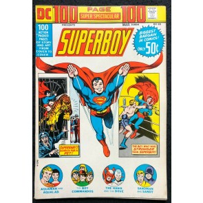 DC 100 Page Super Spectacular (1973) #15 Featuring Superboy VF- (7.5) DC-15