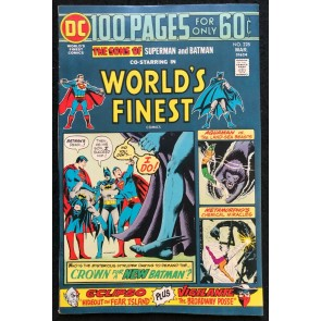 DC 100 Page Super Spectacular (1975) #115 World's Finest #228 VF+ (8.5) DC-115