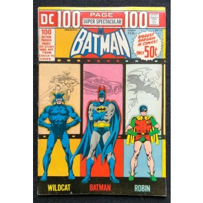 DC 100 Page Super Spectacular (1973) #14 Featuring Batman FN+ (6.5)  DC-14