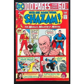 DC 100 Page Super Spectacular (1974) #88 Shazam #15 FN (6.0) DC-88
