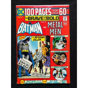 DC 100 Page Super Spectacular (1974) #52 Brave and the Bold #113 Batman DC-52
