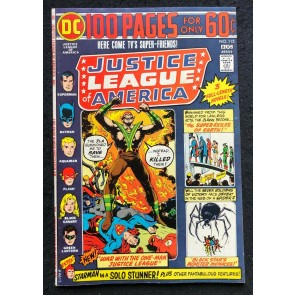 DC 100 Page Super Spectacular (1974) #56 Justice League of America #112 VF DC-56
