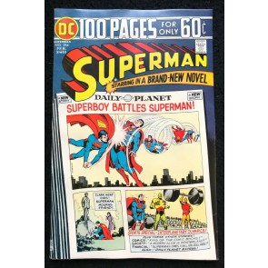 DC 100 Page Super Spectacular (1975) #108 Superman #284 VF (8.0) DC-108