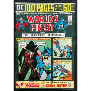 DC 100 Page Super Spectacular (1974) #46 World's Finest #223 FN/VF (7.0) DC-46