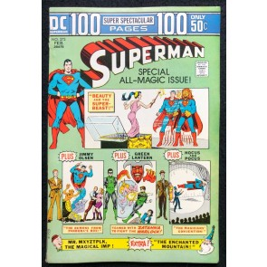 DC 100 Page Super Spectacular (1974) #30 Superman #272 FN+ (6.5) DC-30