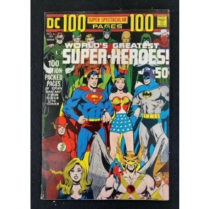 DC 100 Page Super Spectacular (1971) #6 World's Greatest Super-Heroes Adams DC-6