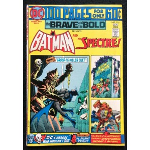 DC 100 Page Super Spectacular (1975) #94 Brave and the Bold #116 Batman DC-94