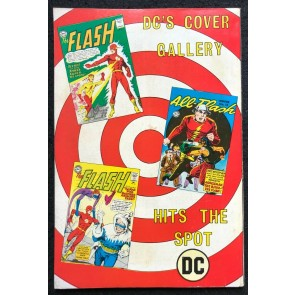 DC 100 Page Super Spectacular (1973) #22 FN+ (6.5) Featuring Flash DC-22