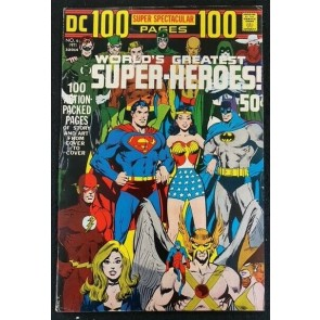 DC 100 Page Super Spectacular (1971) #6 World's Greatest Super-Heroes DC-6