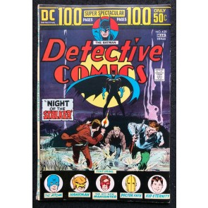 DC 100 Page Super Spectacular (1974) #31 Detective Comics #439 FN+ Batman DC-31