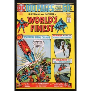 DC 100 Page Super Spectacular (1974) #74 World's Finest #225 FN- (5.5) DC-74