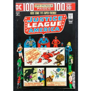 DC 100 Page Super Spectacular 1974 #33 Justice League of America #110 VF+ DC-33