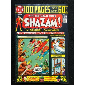 DC 100 Page Super Spectacular (1974) #73 Shazam #14 FN/VF (7.0) DC-73