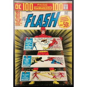 DC 100-Page Super Spectacular (1971) #22 FN+ (6.5) The Flash