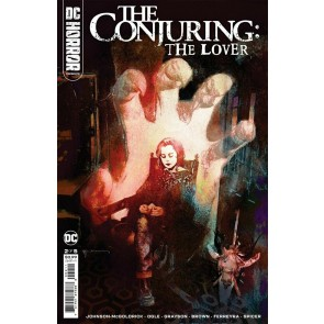 DC Horror Presents: The Conjuring: The Lover (2021) #2 VF/NM Bill Sienkiewicz