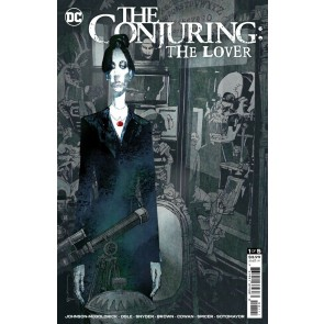 DC Horror Presents: The Conjuring: The Lover (2021) #1 Sienkiewicz & Ryan Set