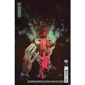 DC Horror Presents: The Conjuring: The Lover (2021) #1 VF/NM 2nd Print Variant
