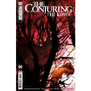 DC Horror Presents: The Conjuring: The Lover (2021) #5 VF/NM Bill Sienkiewicz