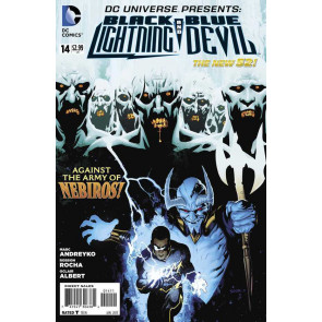DC Universe Presents (2011) #14 VF/NM The New 52!