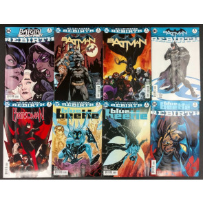 DC Universe #1 One-Shot Rebirth Lot of 67 Assorted Books Batman Flash GLGA WW