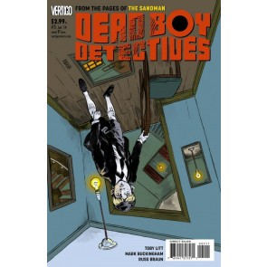 DEAD BOY DETECTIVES (2013) #4 VF/NM VERTIGO SANDMAN
