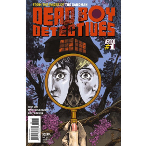 DEAD BOY DETECTIVES (2013) #1 VF/NM VERTIGO SANDMAN