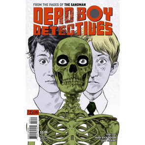 DEAD BOY DETECTIVES (2013) #3 VF/NM VERTIGO SANDMAN
