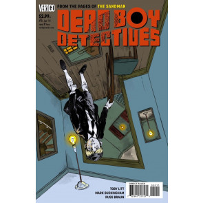 DEAD BOY DETECTIVES (2013) #5 VF/NM VERTIGO SANDMAN