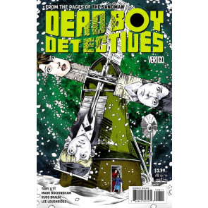 DEAD BOY DETECTIVES (2013) #8 VF/NM VERTIGO SANDMAN