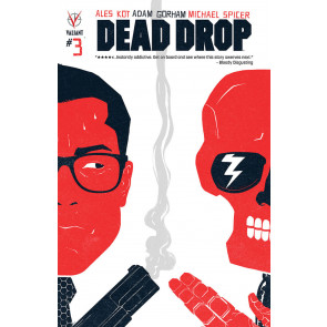 DEAD DROP (2015) #3 VF/NM COVER A VALIANT COMICS