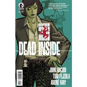 Dead Inside (2016) #1 VF/NM Dave Johnson Dark Horse Comics