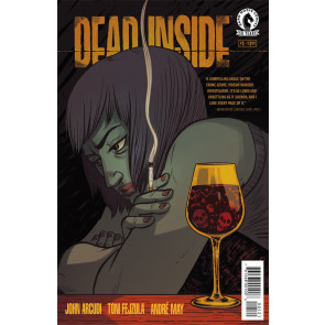 Dead Inside (2016) #1 VF/NM Faith Erin Hicks Dark Horse Comics