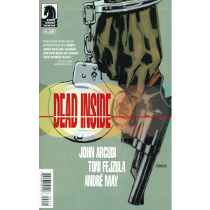 Dead Inside (2016) #2 VF/NM Dave Johnson Dark Horse Comics