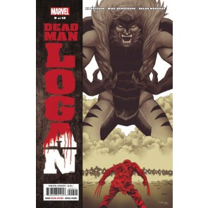 Dead Man Logan (2018) #9 of 12 VF/NM