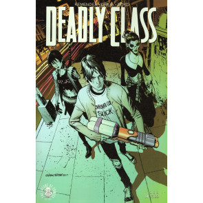 Deadly Class (2014) #31 VF/NM Cover B Image Comics