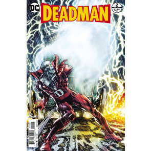 Deadman (2017) #'s 1 2 3 4 5 6 VF/NM Glow-in-the-Dark Complete Set Neal Adams