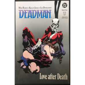 Deadman Love after Death (1989) 1 & 2 VF+ (8.5) complete 2 part set Kelly Jones